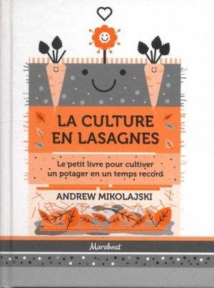La culture en lasagnes - marabout - 9782501137515 -