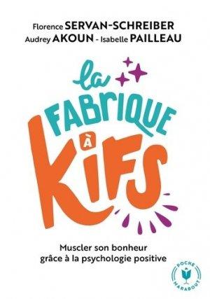 La fabrique à kifs - marabout - 9782501139588 -