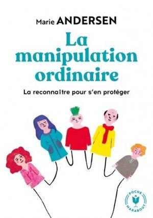La manipulation ordinaire - marabout - 9782501139601 -