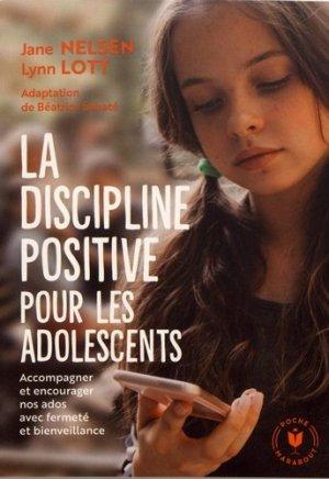 La discipline positive pour les adolescents - Marabout - 9782501141321 -