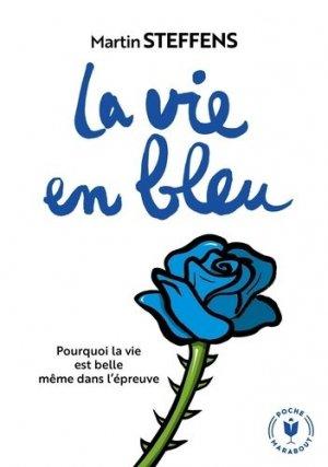 La vie en bleu - Marabout - 9782501141505 -