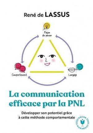 La communication efficace par la PNL - Marabout - 9782501141574 -