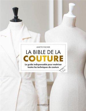 La bible de la couture - marabout - 9782501160315 -