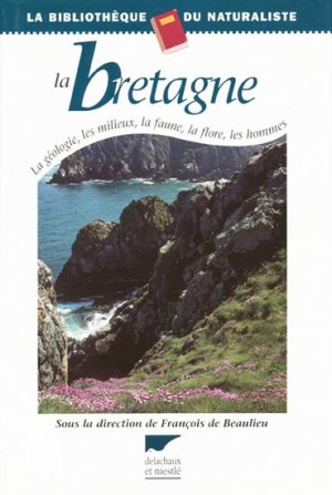 La Bretagne - delachaux et niestle - 9782603012963 -