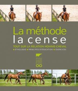 La Méthode La Cense - delachaux et niestle - 9782603024935 -