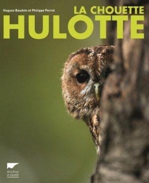 La chouette hulotte - delachaux et niestle - 9782603025819