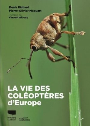 La vie des coléoptères d'Europe - delachaux et niestlé - 9782603026052 -