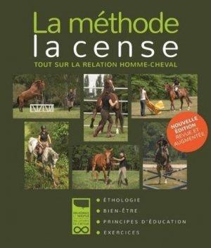 La Méthode La Cense - delachaux et niestle - 9782603027547 -