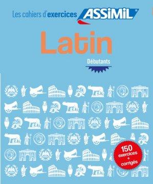 Latin débutant - assimil - 9782700508277