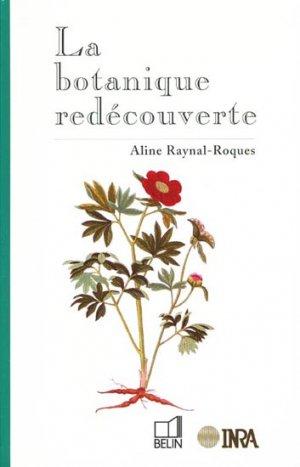 La botanique redécouverte - belin / inra - 9782701116105 -