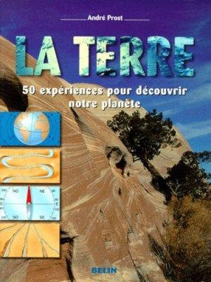 La Terre - belin / pour la science - 9782701124018 -