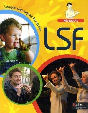 Langue des signes Française A1 - belin - 9782701165677