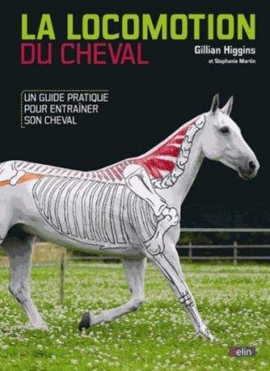 La locomotion du cheval - belin - 9782701177274 -