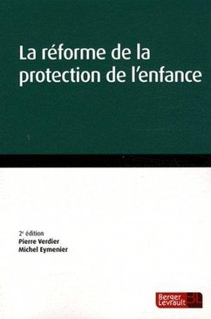 La réforme de la protection de l'enfance - berger levrault - 9782701317830 -