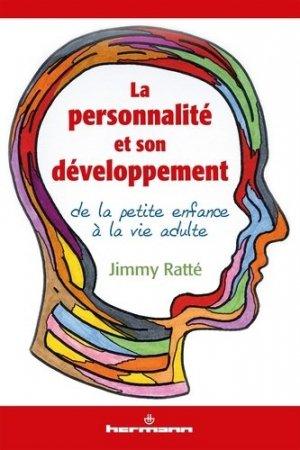La personnalité et son développement - hermann - 9782705673970 -