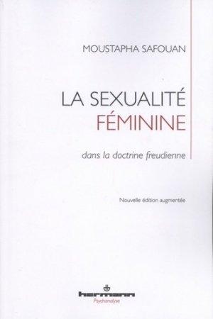 La sexualité féminine dans la doctrine freudienne - Hermann - 9782705695378 -