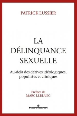 La délinquance sexuelle - hermann - 9782705696245 -