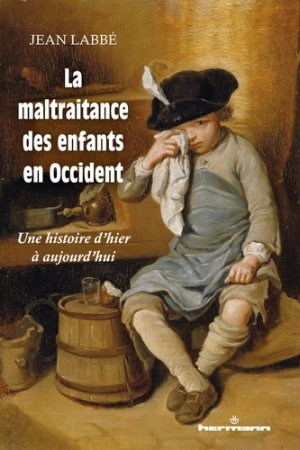La maltraitance des enfants en Occident - hermann - 9782705696610 -