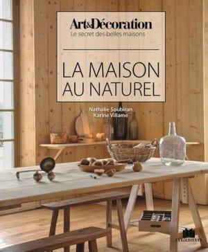 La maison au naturel - massin - 9782707209542