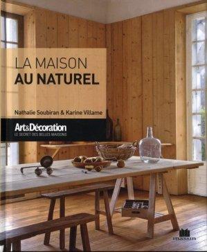 La maison au naturel - Massin - 9782707211507