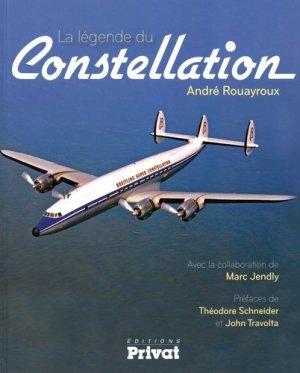 La légende du Constellation - privat - 9782708992665 -