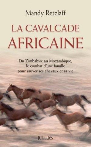 La cavalcade africaine - lattes - 9782709642293 -