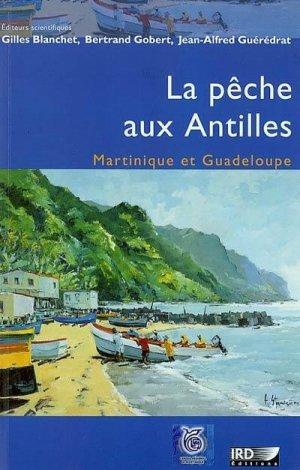 La pêche aux Antilles Martinique et Guadeloupe - ird - 9782709915014 -