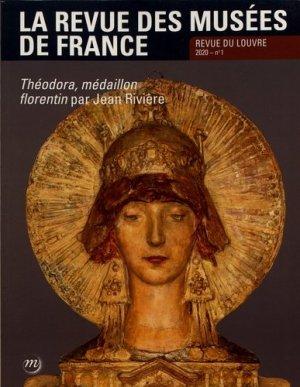 La revue des musées de France. Revue du Louvre N° 1/2020 - RMN - 9782711874811 -