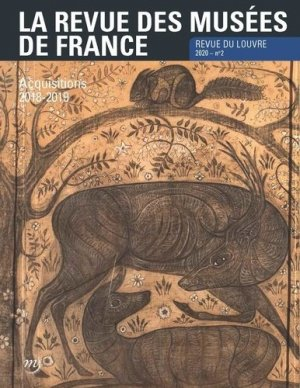 La revue des musées de France. Revue du Louvre N° 2/2020 - RMN - 9782711874828 -