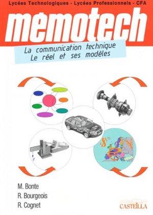 La communication technique - casteilla - 9782713527296 -
