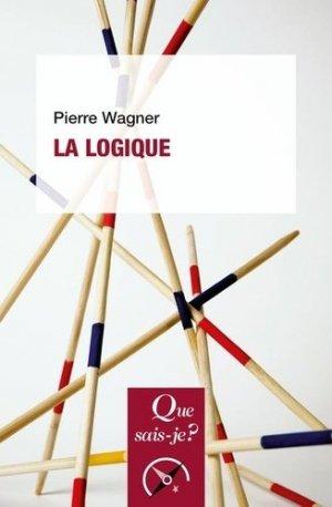 La logique - puf - presses universitaires de france - 9782715404342 -