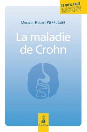 La maladie de Crohn - dauphin - 9782716314664 -
