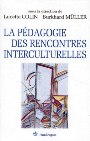 La pédagogie des rencontres interculturelles - Economica - 9782717831672 -