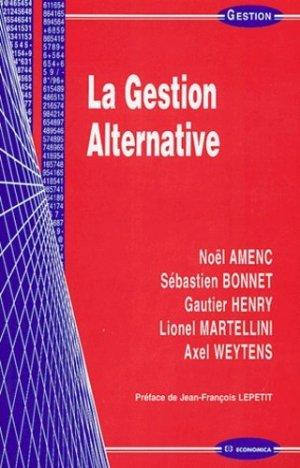 La gestion alternative - Economica - 9782717847840 -