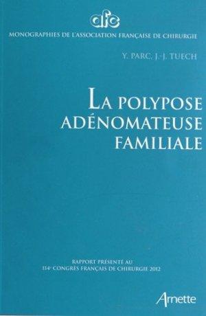 La polypose adénomateuse familiale - arnette - 9782718413143 -