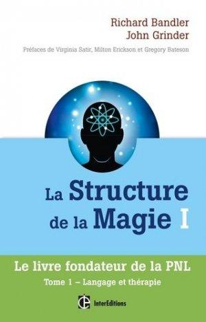 La Structure de la Magie I - intereditions - 9782729616533 -