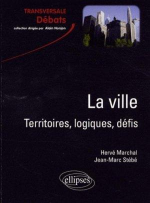 La ville - ellipses - 9782729837884 -