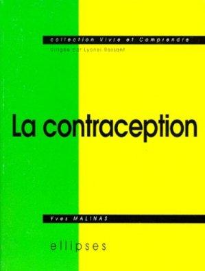 LA CONTRACEPTION - Ellipses - 9782729856755 -