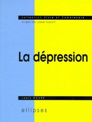 La dépression - ellipses - 9782729899943 -