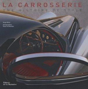 La Carrosserie - de la martiniere - 9782732441283 -