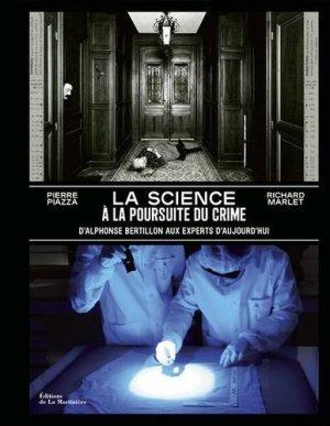 La science à la poursuite du crime - de la martiniere - 9782732489506 -