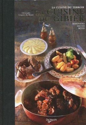La cuisine du gibier - de vecchi - 9782732889054 -