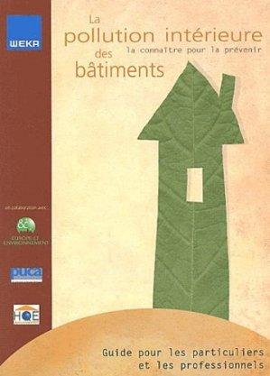 La pollution intérieure des bâtiments - Weka - 9782733702062 -