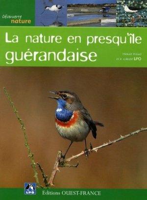 La nature en presqu'île guérandaise - ouest-france - 9782737336614 -