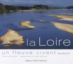 La Loire un fleuve vivant - ouest-france - 9782737337864 -
