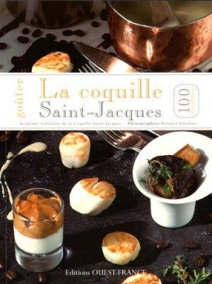 La coquille Saint-Jacques - Ouest-France - 9782737345715 -