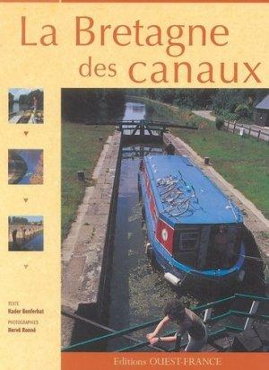 La Bretagne des canaux - ouest-france - 9782737349287 -
