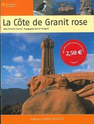 La Côte de Granit rose - Ouest-France - 9782737352744 -