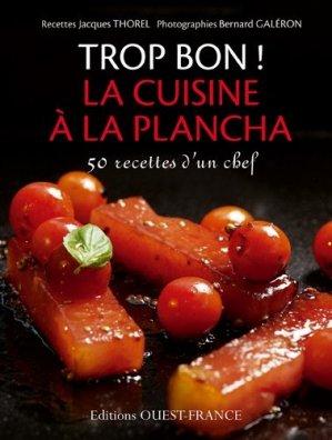 La cuisine à la plancha - Ouest-France - 9782737353604 -