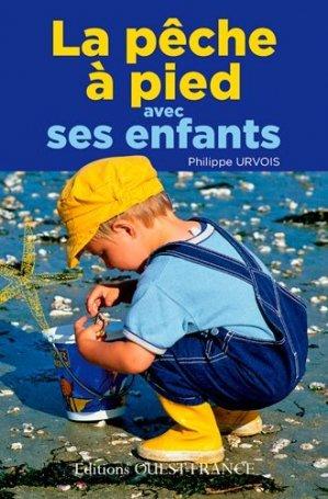 La pêche à pied avec ses enfants - ouest-france - 9782737365799 -